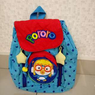 Pororo Small Back Pack
