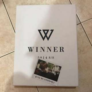 WINNER 2014 S/S SPECIAL EDITION WHITE VER.
