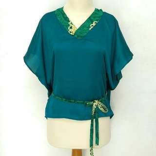Batik Tosca Ribbon