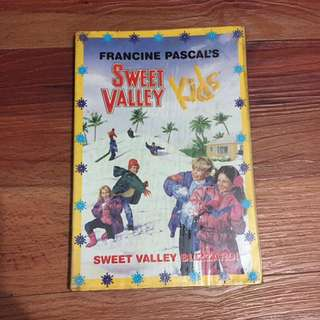 Sweet Valley Kids Sweet Valley Blizzard by Francine Pascal