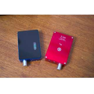 Promotion ($599) Miu Audio iH2 – Tube Portable Amplifier