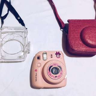 Mickey Mouse Instax Mini Pink
