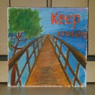 Keep Crossing