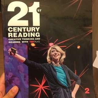 TED-TAIK 21century Reading