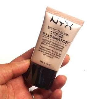 NYX Liquid Illuminator Liquid Highlighter