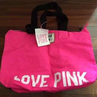 Victoria Secret Cotton Bag