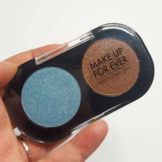 Make Up For Ever Single Eye shadow Duo
