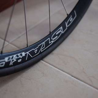 MICHE PISTARD WR Fixed Gear Wheelset
