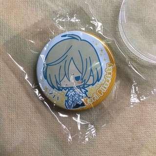 勇利 Yuri on ICE 徽章 正版 yurio 尤里 胸章