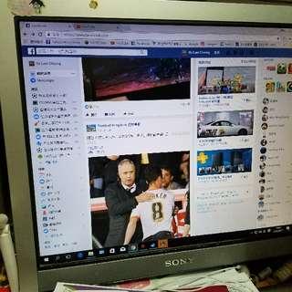 Sony 17吋屏幕