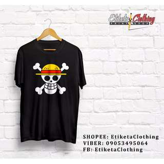 ONE PIECE FLAG LOGO SHIRT
