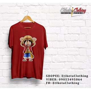 ONE PIECE LUFFY SHIRT