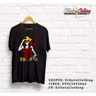 LUFFY ONE PIECE SHIRT