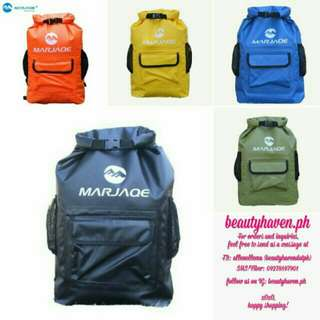 Marjaqe Waterproof Backpack