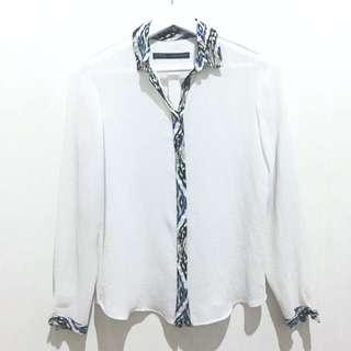 ZARA White Shirt