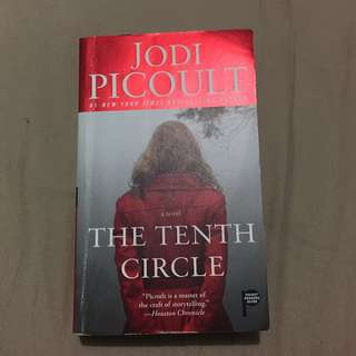 Novel impor the tenth circle