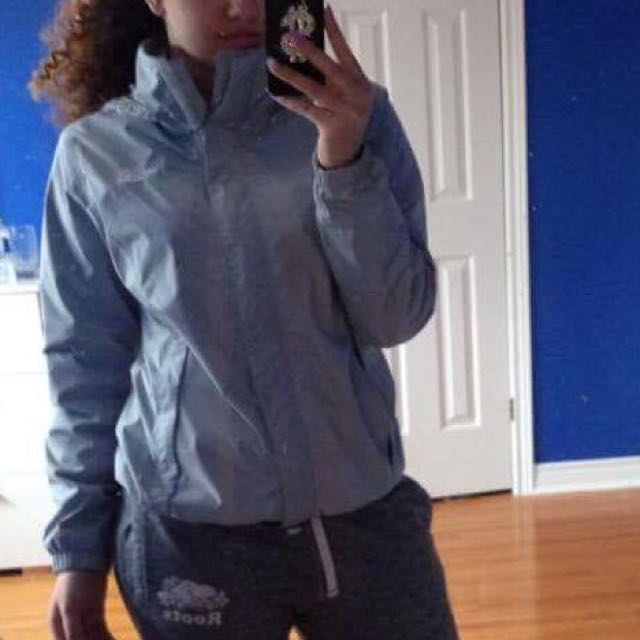 9/10 Condition North Face Women's Windbreaker Jacket