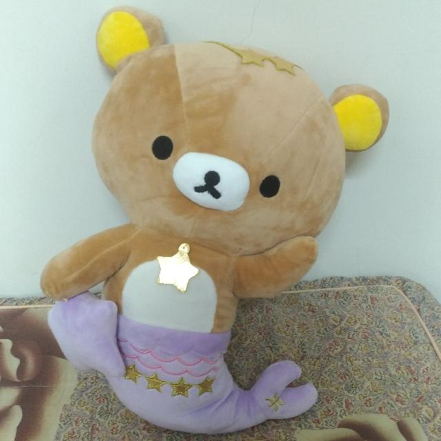 啦啦熊玩偶