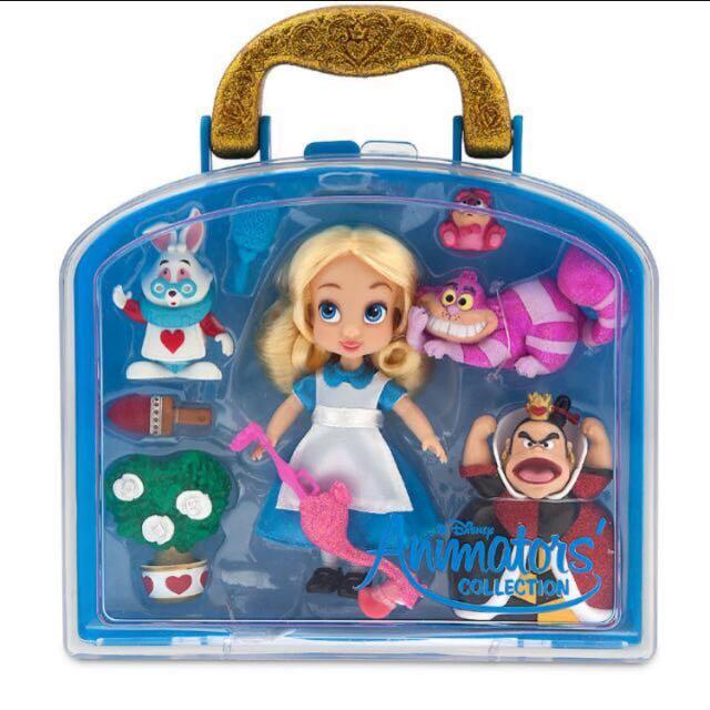 少女心💗💗愛麗絲手提娃娃組😍😍🌸