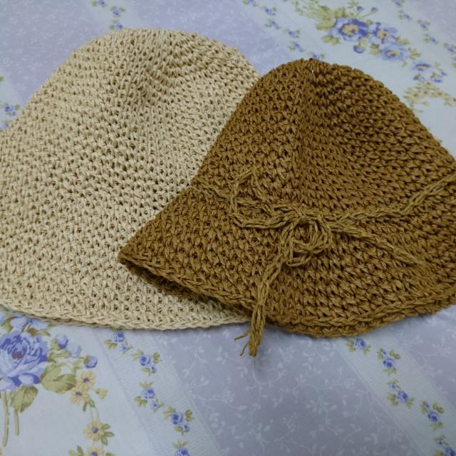親子編織帽