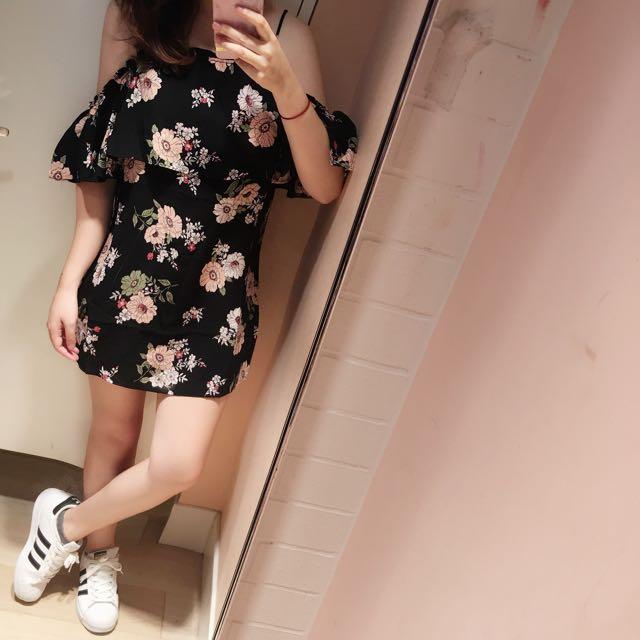 洋裝 長裙 韓國洋裝 歐美