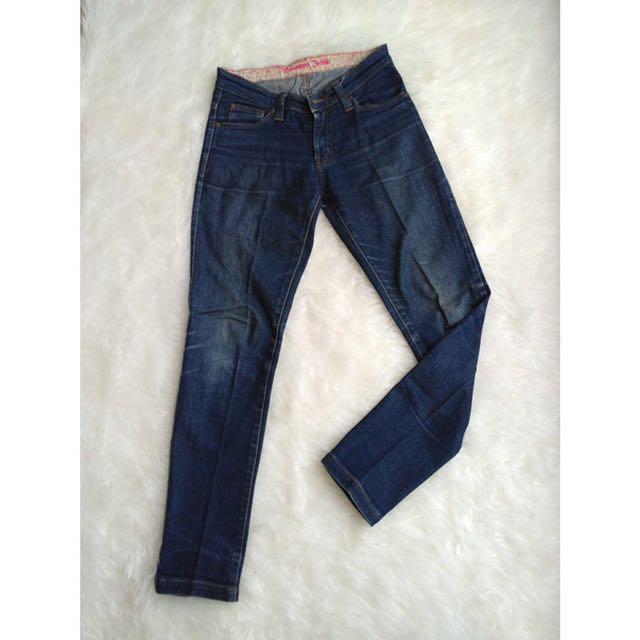 [ Contempo Jeans ] Pencil Jeans
