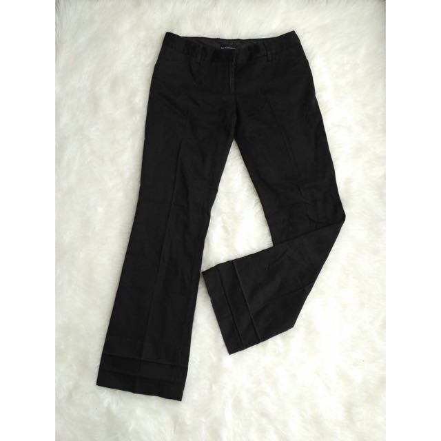 [ The Executive ] Black Pants