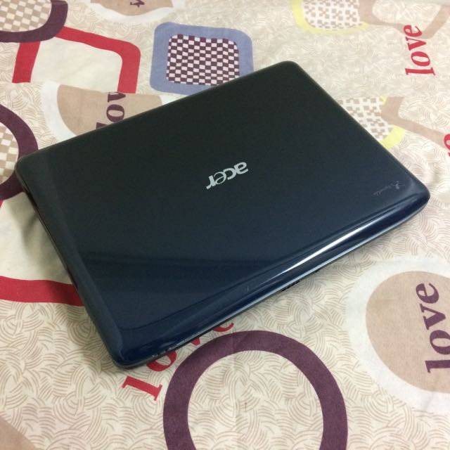 acer aspire 4730 4gb ram 500gb hdd 14.1 inches gaming laptop