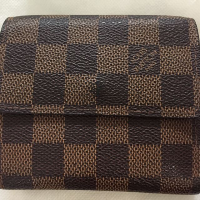 Authentic Louis Vuitton Damier Billfold Wallet