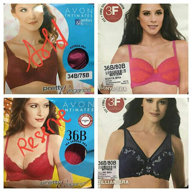 17eafce522 Avon Fashions Intimates