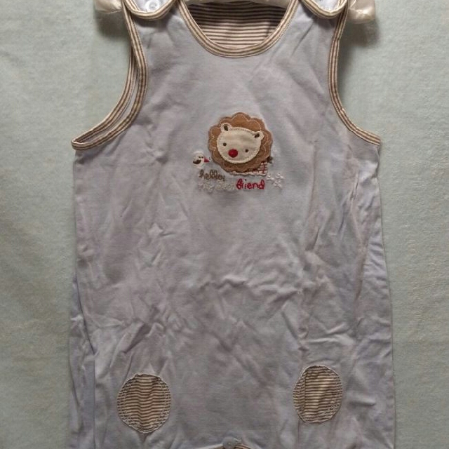 Baby Overall -5-