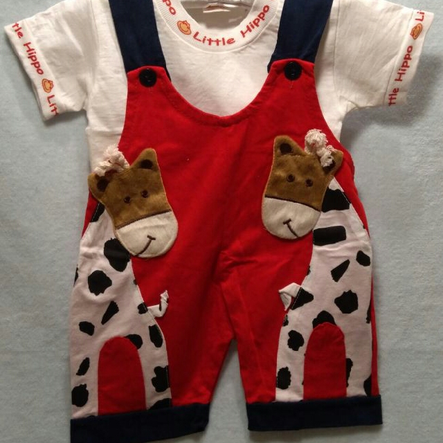 #CeritaMommy Baby Overall -6-