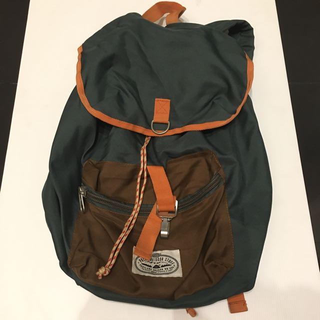 Backpack Poler