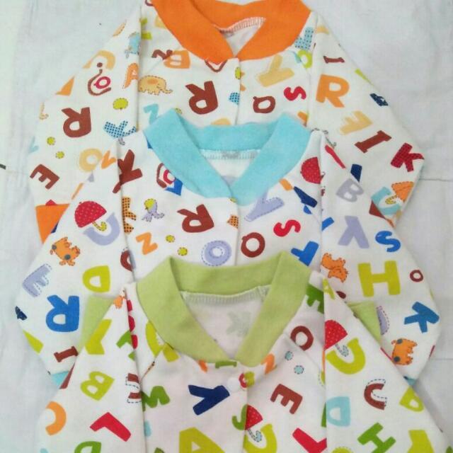 Baju Bayi Jumpswit Panjang
