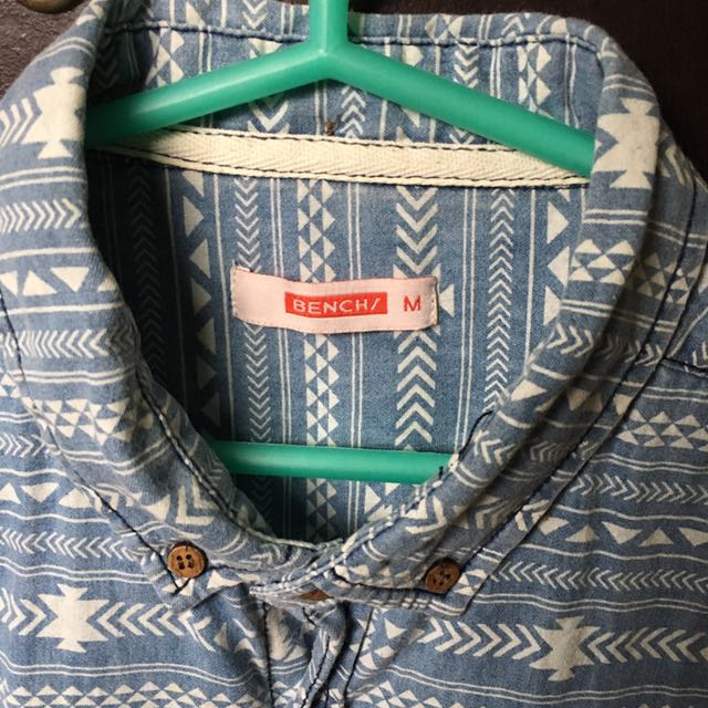 Bench Graphic Polo