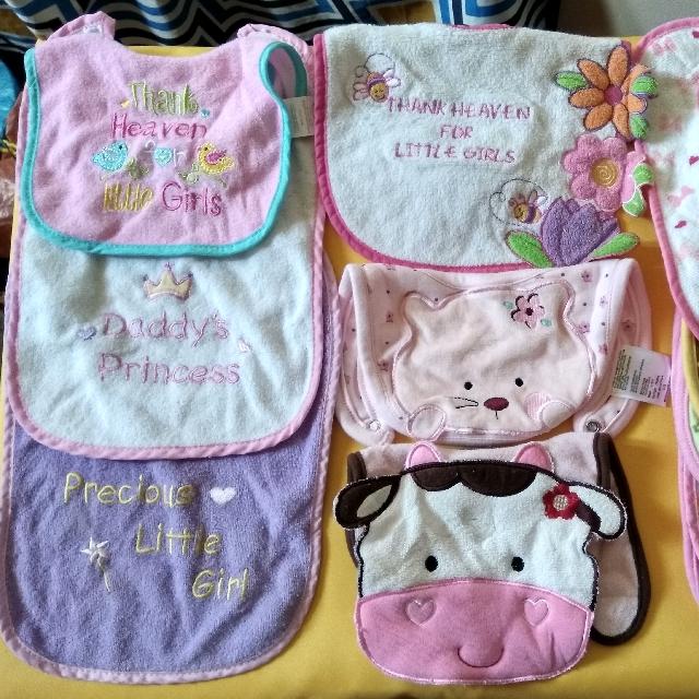 Bibs For Baby Girl