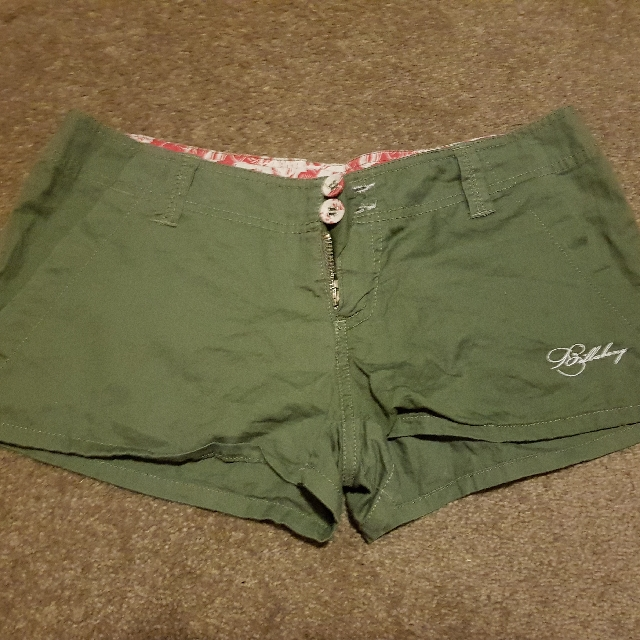 Billabong Khaki Shorts