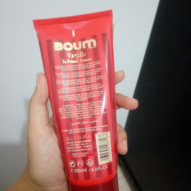Body Lotion Jeanne Arthes