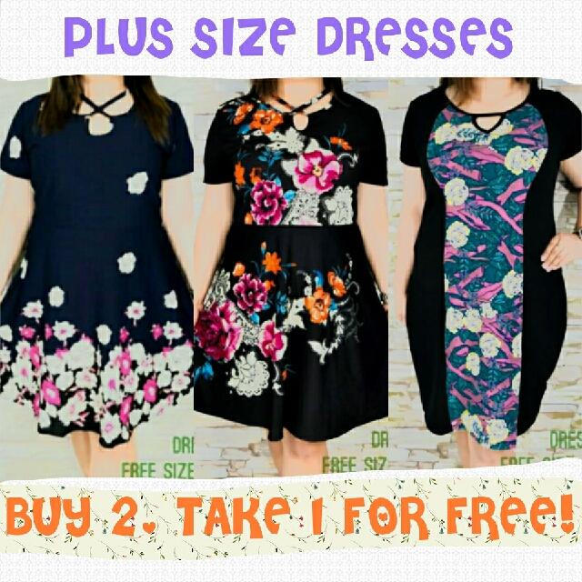 Brand New Plus Size Dresses