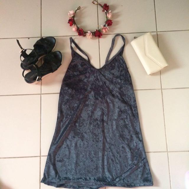 Cami Dress W/ Inner