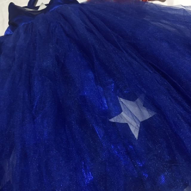 Captain America Tutu Costume
