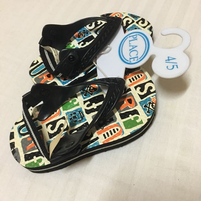 Child's Place Baby Slippers 4/5
