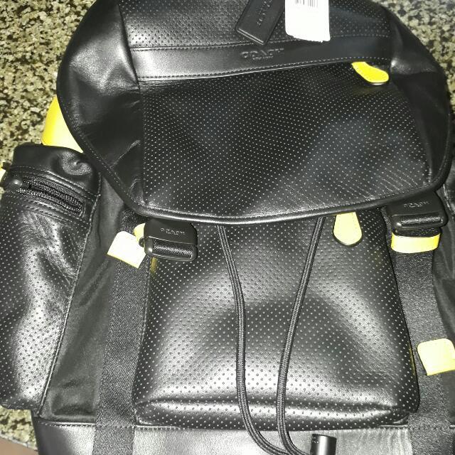 COACH Trek Backpack