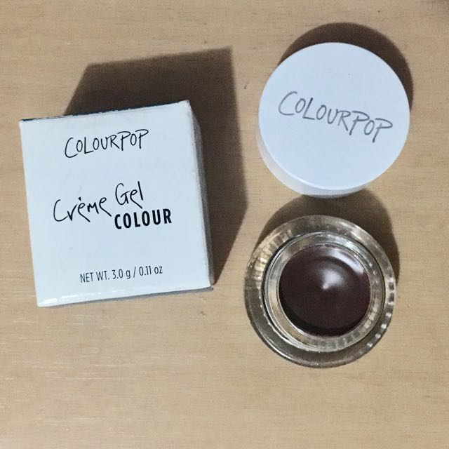 ColourPop Creme Gel Liner