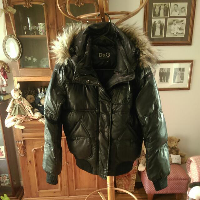 D&G Puffer Jacket