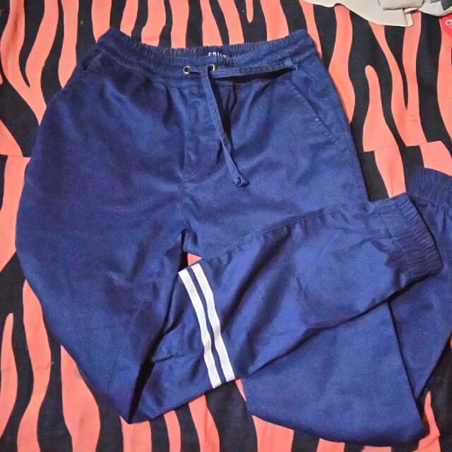 Erigo Joger Pants Navy