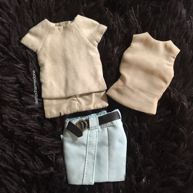 FASHION EXPLORER VANESSA PERRIN STOCK OUTFIT