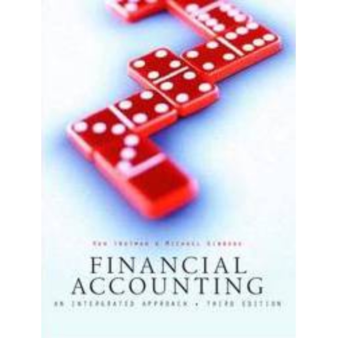Financial Accounting: An Integrated Approach + Management Accounting Supplement