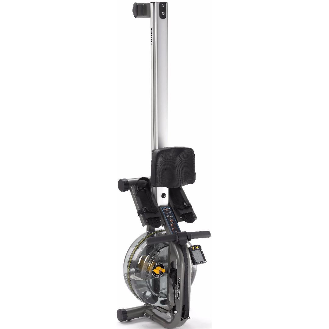 【健魂運動】水阻划船機 海神號 PRO(FIRST DEGREE-Trident PRO Indoor Rower)