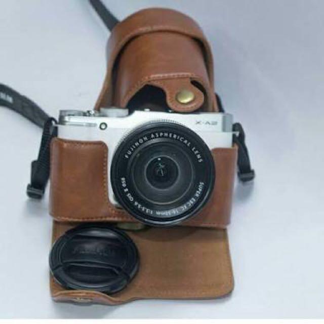 Fujifilm X-A3 Leather Case